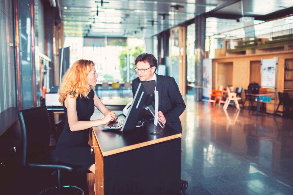 3 práticas que não podem faltar em uma recepção de empresa